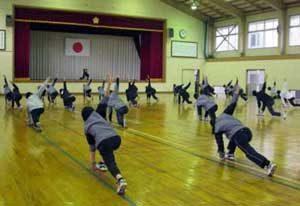鳥取県警が若手警察職員の健康づくりセミナーを実施