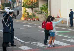 岡山県警で「歩行者優先安全プロジェクト」を展開