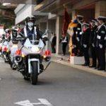 奈良県警で年末特別部隊の合同出発式
