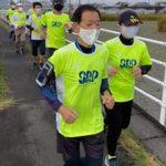 静岡県警のランニングパトロールが第2期の活動を開始