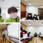 京都府警察学校が自修寮待機学生にオンライン授業