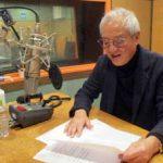 岡山県岡山西署で声優・大塚芳忠さんの事故防止メッセージを活用