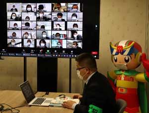 神奈川県警がオンラインで不動産仲介業者への防犯研修会を実施