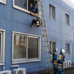 佐賀県警で災害警備本部機能移転の訓練を実施