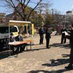 神奈川県戸部署でアクティブ交番の住民説明会