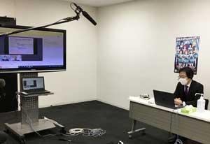 愛知県警がライブ配信でのサイバーセキュリティセミナー開く