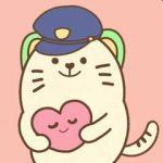 山形県警で大学生ボランティアキャラクター「じょさねこ」を制作