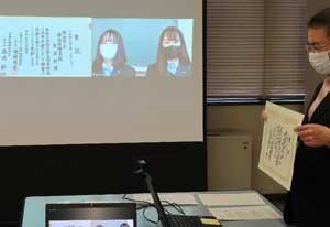 広島県警でネット犯罪テーマの「高校生CM甲子園」を開催