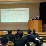 青森県警が大学教授招いて障害者からの聴取講座開く