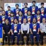 沖縄県警で音楽隊の指名書交付式と本部長視察を実施