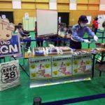 埼玉県飯能署がコロナワクチン接種会場で事故防止・防犯の啓発活動
