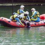 兵庫県警が災害警備訓練を実施