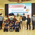 滋賀県警が「ロックの日」に施錠徹底の広報活動