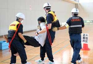 宮崎県警で若手警察官の合宿研修を実施