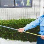 福岡県小郡署が独自の蛇捕獲用具で住民の安全・安心を確保