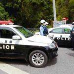 兵庫・鳥取県警が県境で無線通信訓練を実施