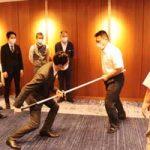神奈川県警がホテル従業員に不審者侵入事案対応の防犯対策研修会