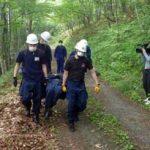 北海道警北見方面が情通部と山岳での映像伝送訓練を実施