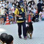岐阜県警で子供参加のけいさつ絵画コンクールとフェスティバル