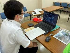 埼玉県警でヤング防犯ボランティアのオンライン研修会