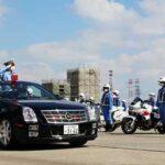 警視庁が秋の交通安全運動の出動式開く