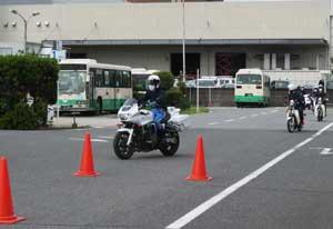 奈良県警察学校で初任科生対象の交通事故防止教養を実施