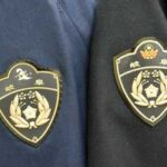 岐阜県警が制服右肩ワッペンエンブレムデザインを一新
