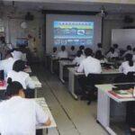 兵庫県警が高校生に災害警備の特別講演を実施