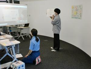 愛知県警で大学生サイバーボランティアによる防犯教室を開催