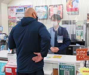 宮城県警が10月をコンビニの「声掛け強化月間」に設定